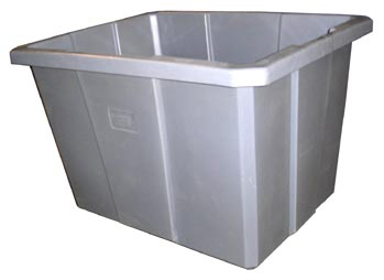46 x 34 x 32 – Fixed Wall Bulk Cart