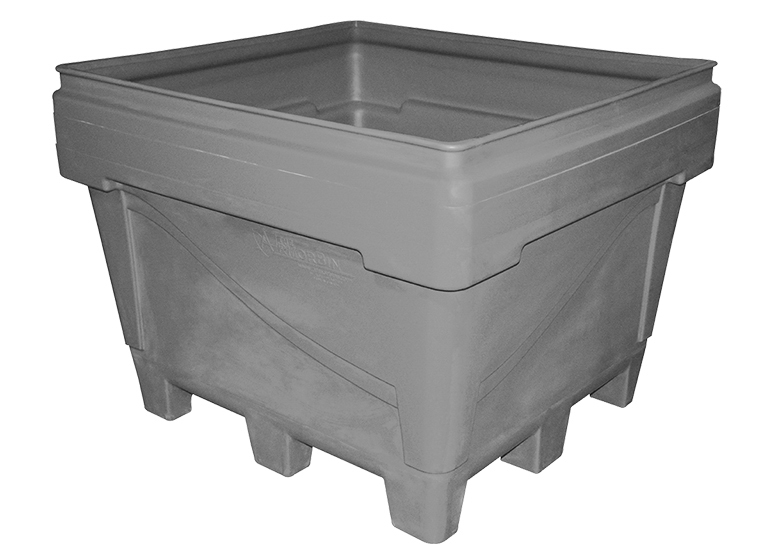 48 x 44 x 51 – Nestable Bulk Container Solid