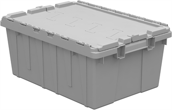 21 x 15 x 9 – Handheld Attached Lid Container