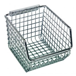 05 x 04 x 03 – Metal Wire Storage Bin