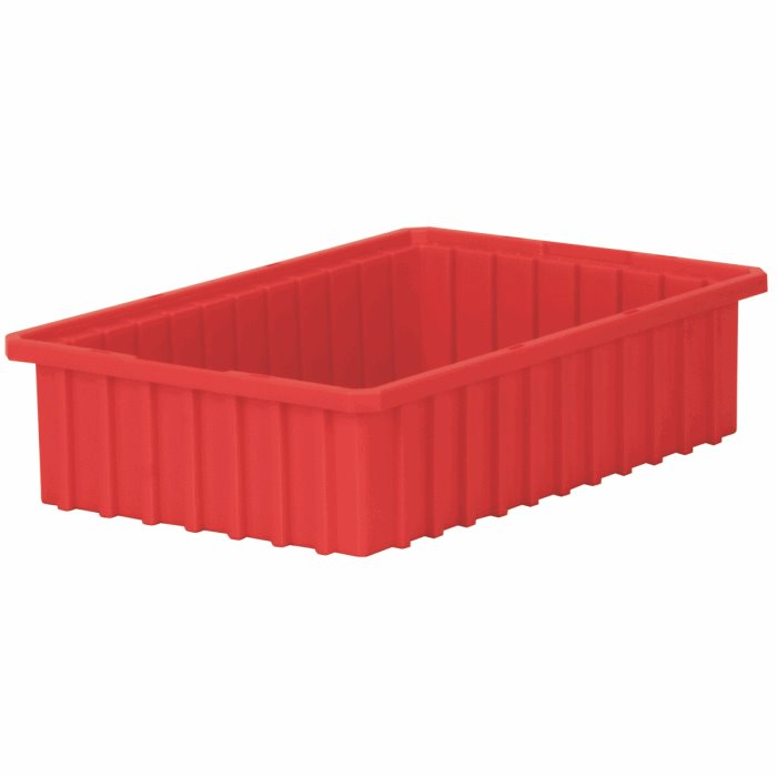 17 x 11 x 04 – Plastic Dividable Storage Bin