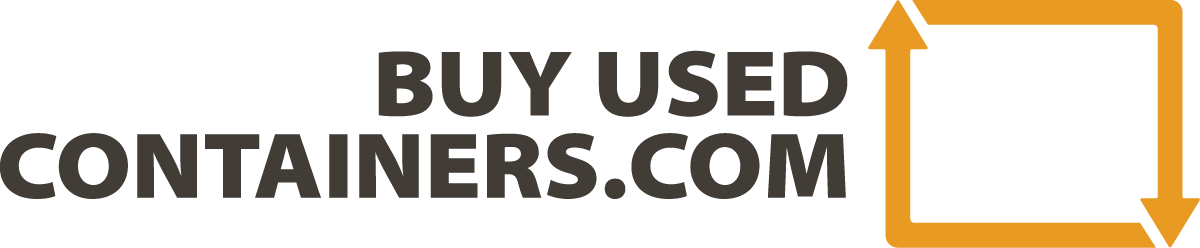 Buy Used Containers.com Logo