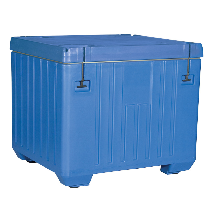 49 x 43 x 43 – Insulated Bulk Container with Steel Liner